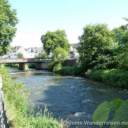 Stadtansicht Dillenburg