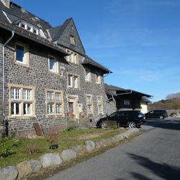 Die Höhen des Westerwald erwandern - ungeführte Wanderreise - bahnhof-rennerod
