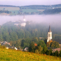Erlebnisreiche Wanderung durch das Erzgebirge - neuhausen