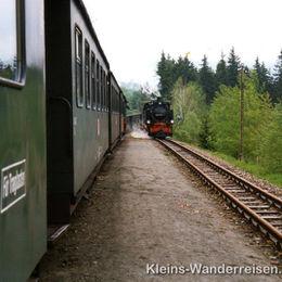 Erzgebirge Bimmelbahn Oberwiesenthal - Cranzahl
