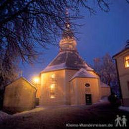 Erzgebirge Kirche Seiffen