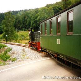 Erzgebirge Schmalspur-Eisenbahn Oberwiesenthal