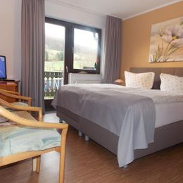 Hotel Fasanenhof - Zimmer