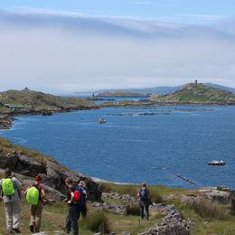 Geführte Wanderreise auf der grünen Insel Irland - irland-killery-harbour