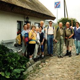 Geführte Wanderreise auf Rügen - Deustchalnds größte Insel - fischerhaus