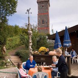Harzer BaudenSteig Bismarckturm