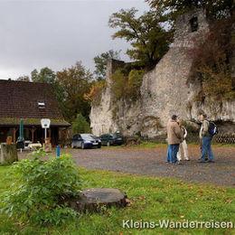 Harzer BaudenSteig Burgruine Scharzfeld