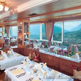 Hotel Panorama Speisesaal