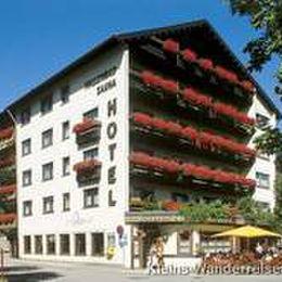 Seensteig Hotel Rose