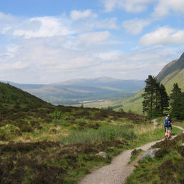Individuelle Wanderreise durch die schottischen Lowland und Highlands - West Highland Way - 0361