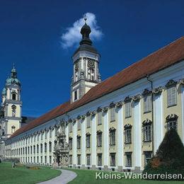 Donausteig Stift St. Florian