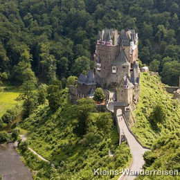Eltzer Burgpanorama Burg