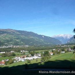 Via Mala Via Spluga - Blick zum Heinzenberg