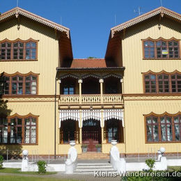 Memel und Kurische Nehrung, Villa Flora