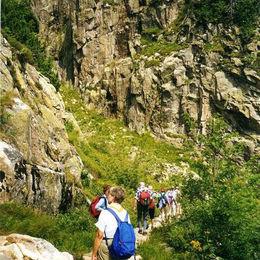 Riesengebirge, Abstieg in den Elbegrund