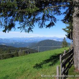 Südtirol Alpen Panorama