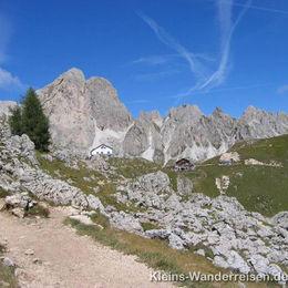 Südtirol Rotwandhütte