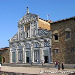 Toskana Florenz, Kirche San Miniato al Monte