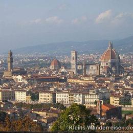 Toskana Florenz Stadtpanorama