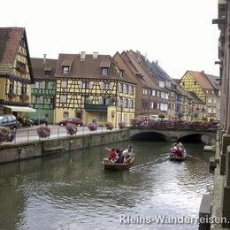 Vogesen Stadtansichten Colmar