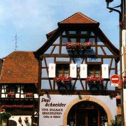 Vogesen Stadtansichten Eguisheim