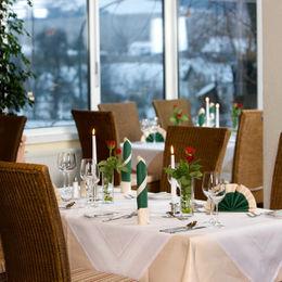 Wandern und Wellness in Bas Griesbach -  Wintergarten 001