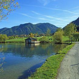 Wanderung Tegernsee - Schliersee