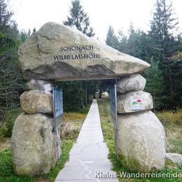Westweg Portal Schonach