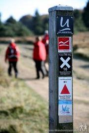 Wanderwegweiser Rothaarsteig