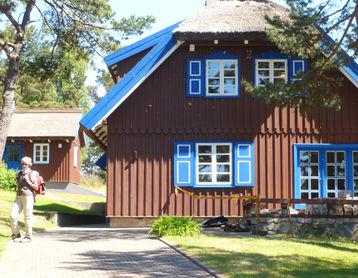 Memelland - Thomas-Mann-Haus