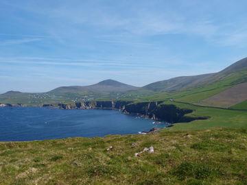 Geführte Wanderreise auf der grünen Insel Irland - irland-bucht