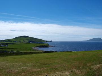 Geführte Wanderreise auf der grünen Insel Irland - irland-küstenlandschaft