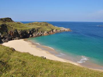 Geführte Wanderreise auf der grünen Insel Irland - Strand