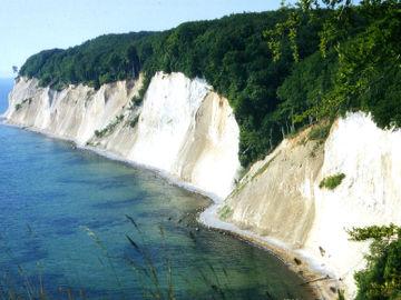 Geführte Wanderreise auf Rügen - Deustchalnds größte Insel - kreidefelsen
