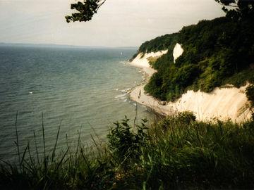 Geführte Wanderreise auf Rügen - Deustchalnds größte Insel - kreidefelsen2