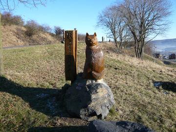 Gepäcklos wandern entlang des Hochrhöner Wanderweges durch Bayern Hessen und Thüringen - zum-katzenstein