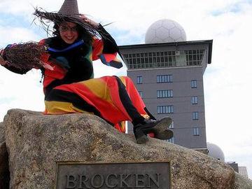 Harzer-Hexen-Stieg, Brockenhexe