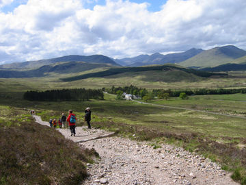 Individuelle Wanderreise durch die schottischen Lowland und Highlands - West Highland Way - 0467
