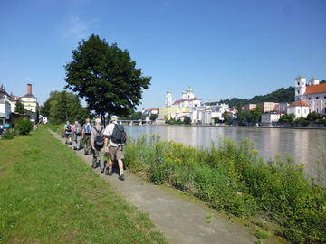 Organisierte Wanderreise entlang des Donausteig - 018