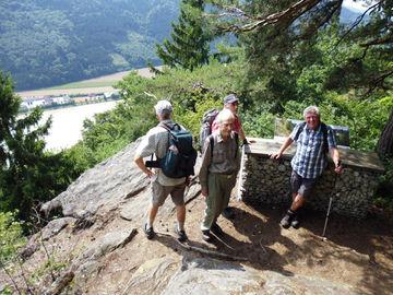 Organisierte Wanderreise entlang des Donausteig - 035