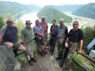 Organisierte Wanderreise entlang des Donausteig - 049c