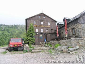 Riesengebirge, Martinsbaude