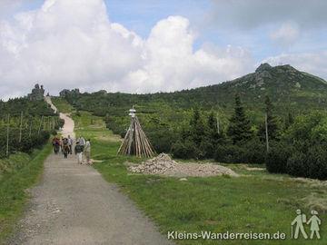 Riesengebirge, Freundschaftsweg zum Reifträger