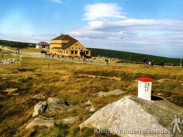 Riesengebirge, Schlesierhaus