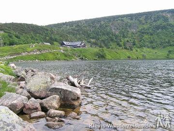 Riesengebirge, Teichbaude am Kleinen Teich
