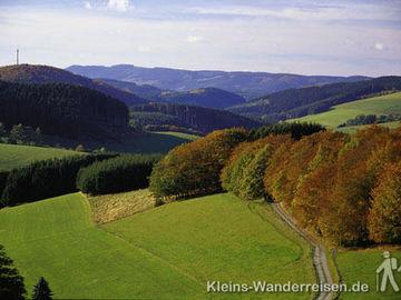 Sauerland Panorama