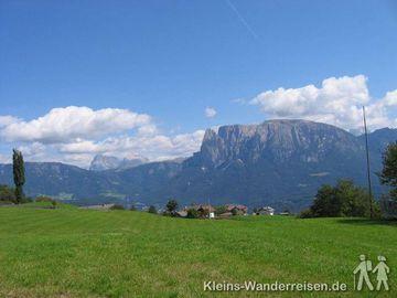 Südtirol - Schlern und Seiser Alm