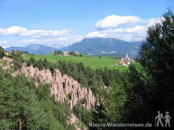 Südtirol Erdpyramiden