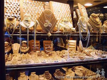 Toskana Florenz, Juweliere auf der Ponte Vecchio