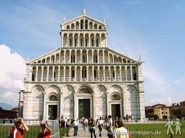 Toskana Pisa Piazza dei Miracoli, Dom
